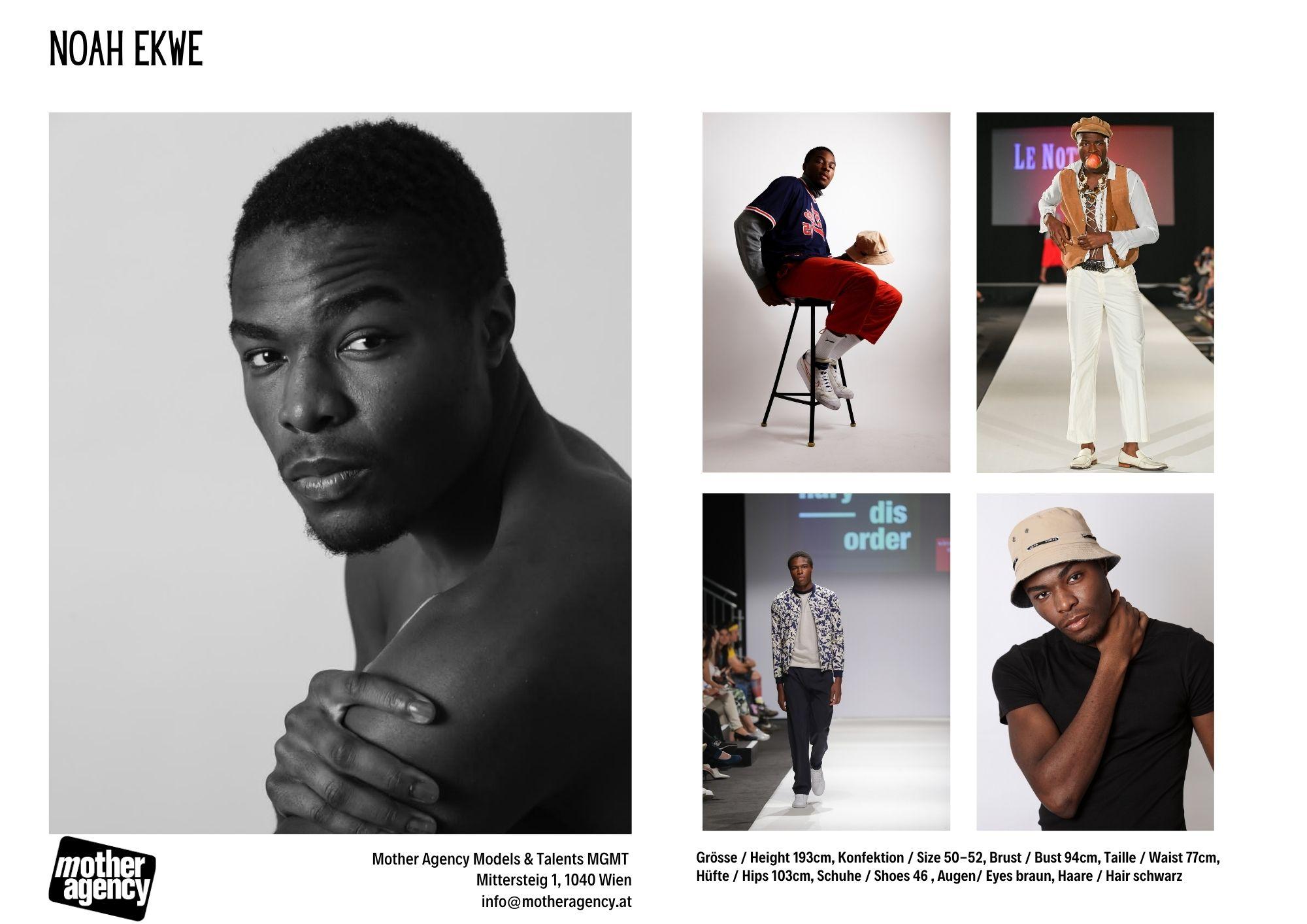 Noah Ekwe / Mother Agency