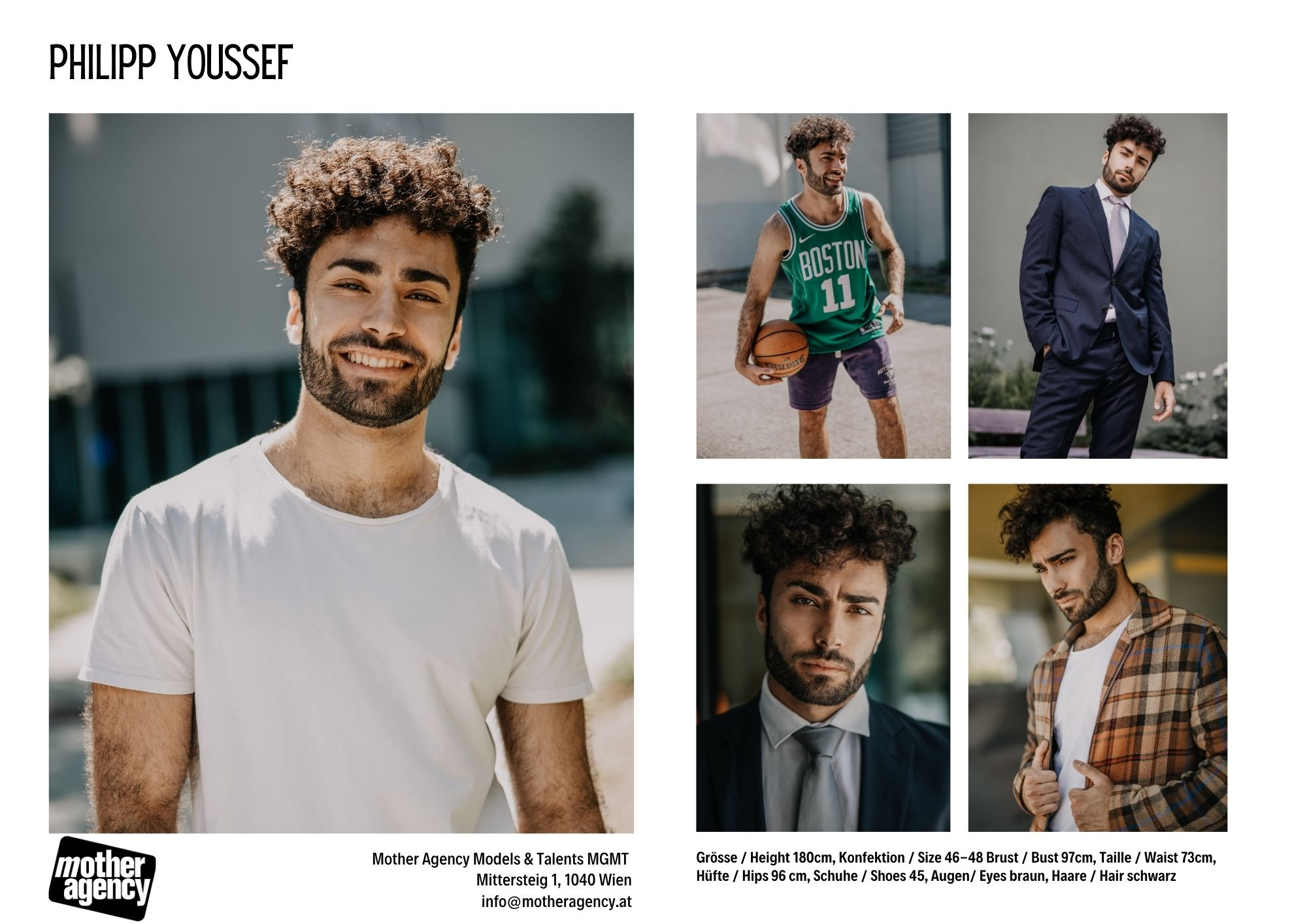 Philipp Youssef / Mother Agency